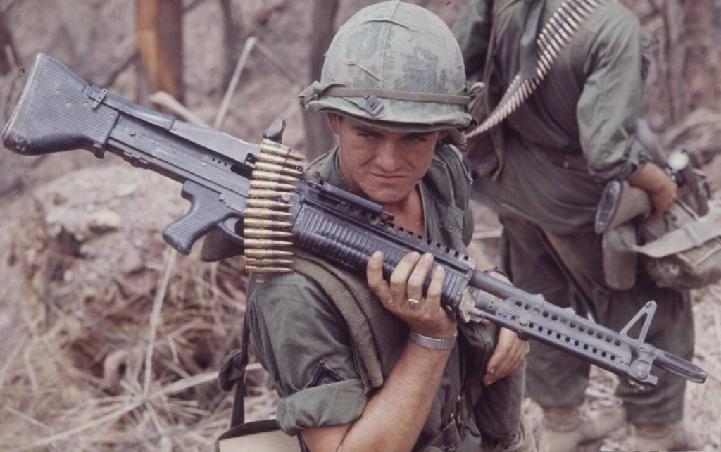 the effect of the vietnam war on united states literature